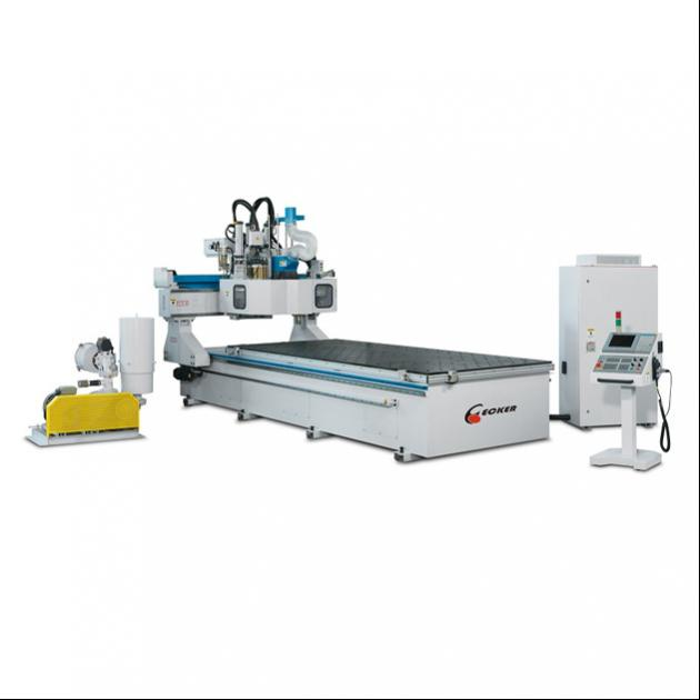S 1051-AD CNC雕刻機 1